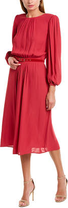 Elisabetta Franchi Midi Dress