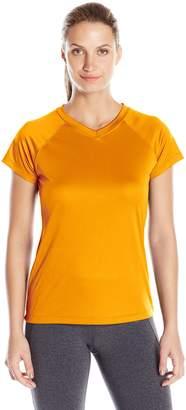 Champion Women's Short Sleeve Double Dry Performance T-Shirt