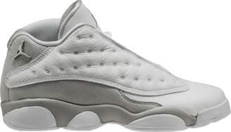 Jordan 13 Retro Low Pure Platinum (GS)