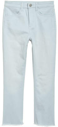 H&M Kick-flare Pants - Turquoise