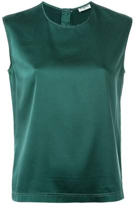 Chanel Pre-Owned classic sleeveless top