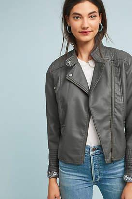 Moto ett:twa Vegan Leather Jacket