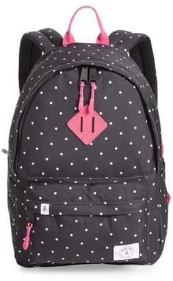 Parkland Bayside Polka Dot Backpack