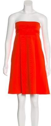 Diane von Furstenberg Kacia Strapless Dress