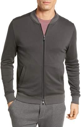 Robert Barakett Cortina Front Zip Sweatshirt