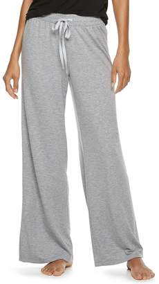 Sonoma Goods For Life Women's SONOMA Goods for Life Wide-Leg Pajama Pants