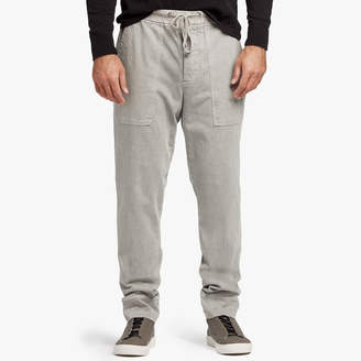 James Perse COTTON JERSEY JOGGER PANT