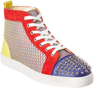 the best attitude 3858e eab5f Christian Louboutin Red Men's Sneakers | over 10 Christian ...