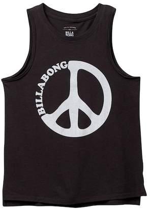 Billabong Peace and Waves Tank (Little Girls & Big Girls)