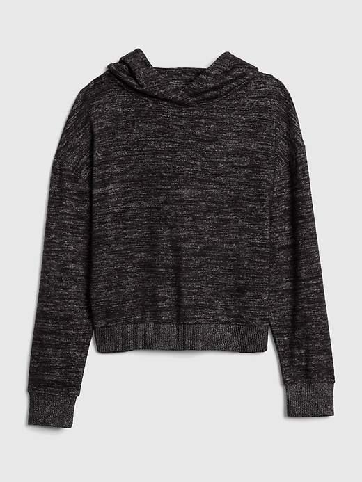 Softspun Crop Pullover Hoodie
