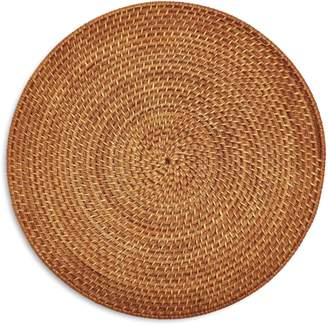 Sur La Table Rattan Placemat, 14""