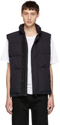 Belstaff Black Down Otterburn Vest