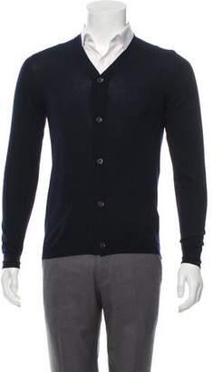 Marni Lightweight Wool Cardigan