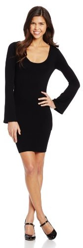 XOXO Juniors Studded Low Back Sweater Dress