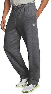 Champion Powerblend Open Hem Pants Activewear - Men's