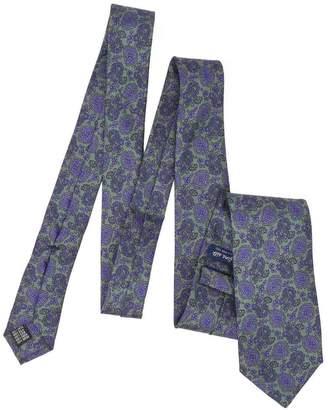 Serà Fine Silk - Pear Prosecco Silk Printed Tie