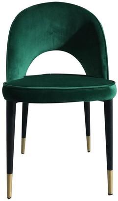Future Classics Furniture Guy Dining Chair Green Velvet