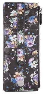 Lodis Posy Leather Credit Card Case