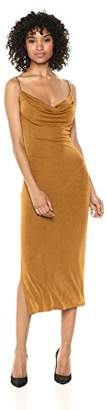 ASTR the Label Women's Ivana Stretch Bodycon Sleeveless Midi Dress
