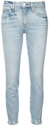 Amo six cropped jeans