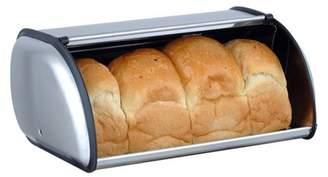 "Moaere Stainless Steel Bread Box Storage Bin Keeper Food Kitchen Container 13''X8''X6"""