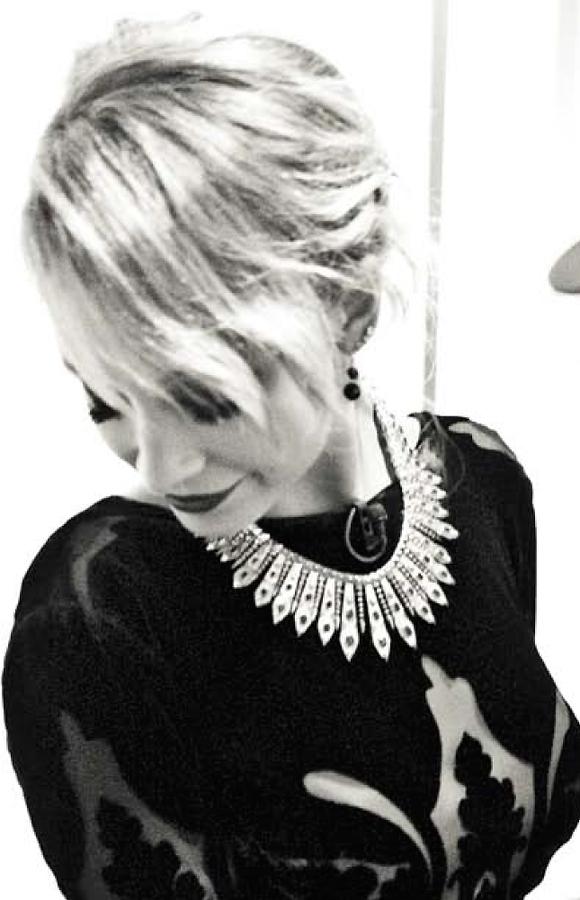 House Of Harlow Olbers Paradox Drop Earrings as Seen On Nicole Richie