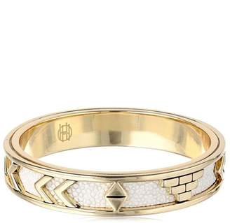 House Of Harlow Aztec Bangle Bracelet