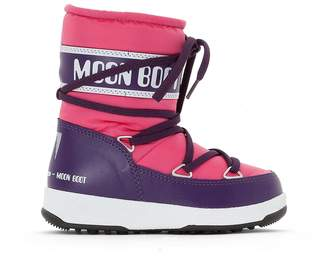 Moon Boot WE Sport Mid JR Boots