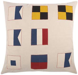 Thomas Paul Flags 22x22 Pillow