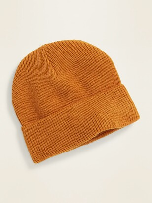 Old Navy Sweater-Knit Roll-Cuffed Beanie for Toddler