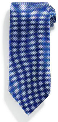 Stefano Ricci Neat Patterned Silk Tie $250 thestylecure.com