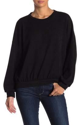 Lush Knit Sweatshirt