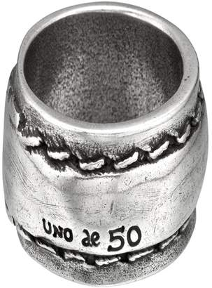 Uno de 50 Unode50 Women's Stitched Band Ring