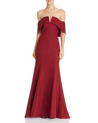 Jarlo Harlow Off-the-Shoulder Gown - 100% Exclusive