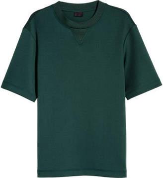 H&M Scuba-look T-shirt - Green