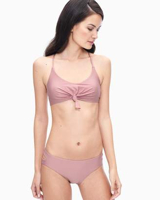 Splendid Art Deco Side Cutout Bikini Bottom