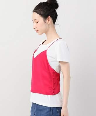 BOICE FROM BAYCREW'S IMAGINAIRE Silk camisole