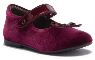 Naturino Velvet Mary Jane Flat (Toddler)
