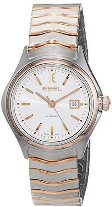 Ebel Womens Analogue Classic Automatic Watch with Stainless Steel Strap 1216236