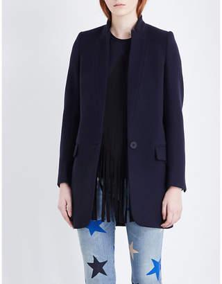Stella McCartney Bryce wool-blend coat