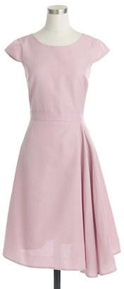 Julia dress in classic faille $200 thestylecure.com