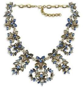 Badgley Mischka Belle by Blue Sky Crystal Statement Necklace