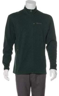 Marmot Knit Zip Sweater