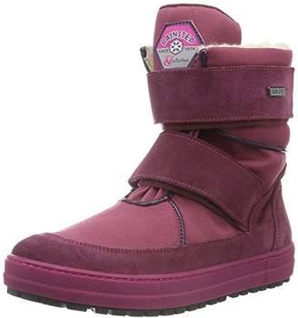 Naturino Girls' Jannu Ankle Boots,11.5 Child UK