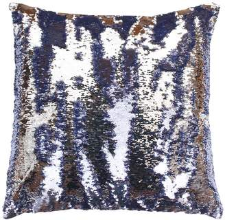 Marlo Lorenz Thro By Thro by Melody Mermaid Sequin Throw Pillow