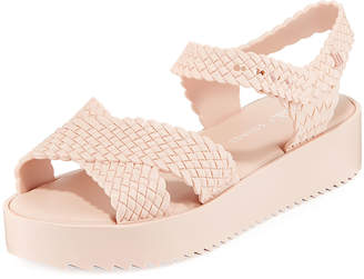 Salinas Melissa Shoes Hotness + Crossover Sandal