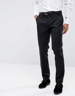 Farah Smart Skinny Tuxedo Suit Pants
