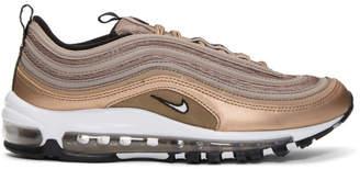 Nike Brown Air Max 97 Sneakers