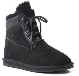 Australia Luxe Collective Montana Genuine Shearling Lined Suede Boot