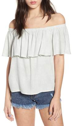 LIRA Mary Off the Shoulder Top